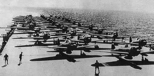 历史上第一次海战