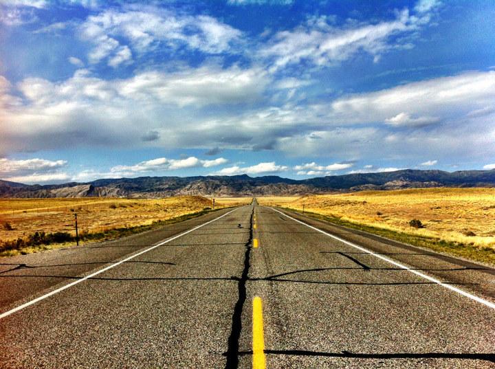美国55号公路高清图_为什么美国50号公路被称为 全美最孤独的公路_百度知道