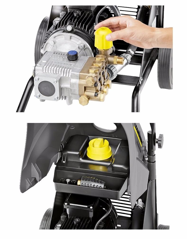 高压清洗机_高压清洗机泵头分解图 谁知道高压清洗机的泵头原理_百度知道