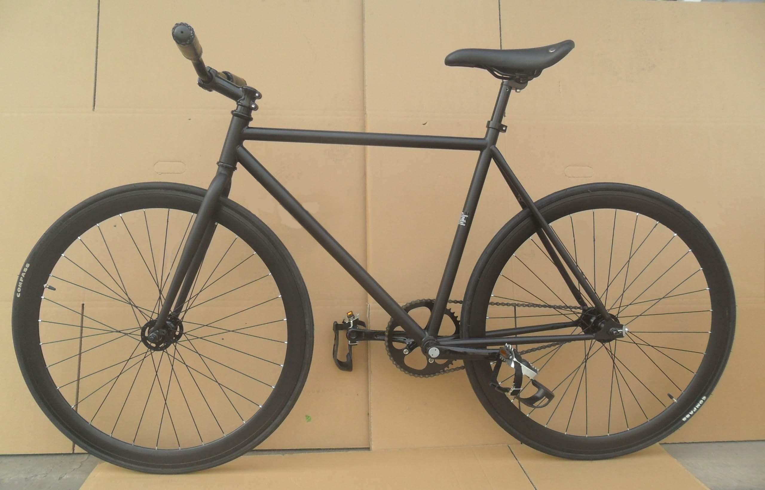 死飞跟活飞的区别_死飞自行车和活飞自行车有什么区别?_百度知道
