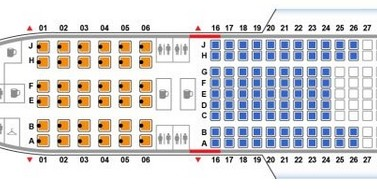 去美國選什么航空好(服務,舒適度和價格),還有如果買經濟艙的選哪里的圖片