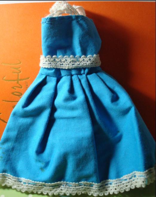 芭比娃娃衣服怎么做_给芭比娃娃做衣服怎么做啊?_百度知道