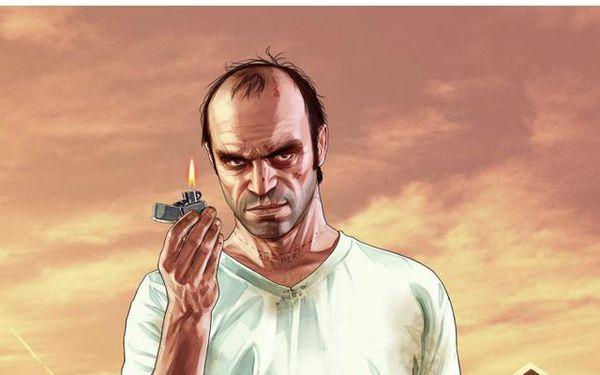 崔佛菲利普_GTA5中崔佛是好是坏?为什么他要杀了强尼?怎么感觉他是个变态 ...