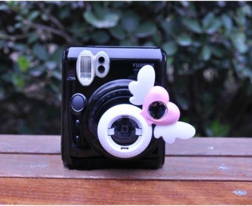 mini8自拍镜怎么装_拍立得自拍镜怎么用_百度知道