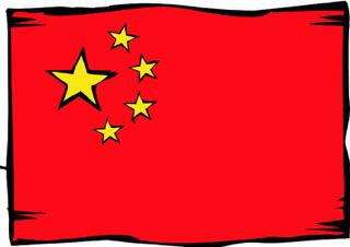 中国国旗_求中国国旗的动漫图_百度知道
