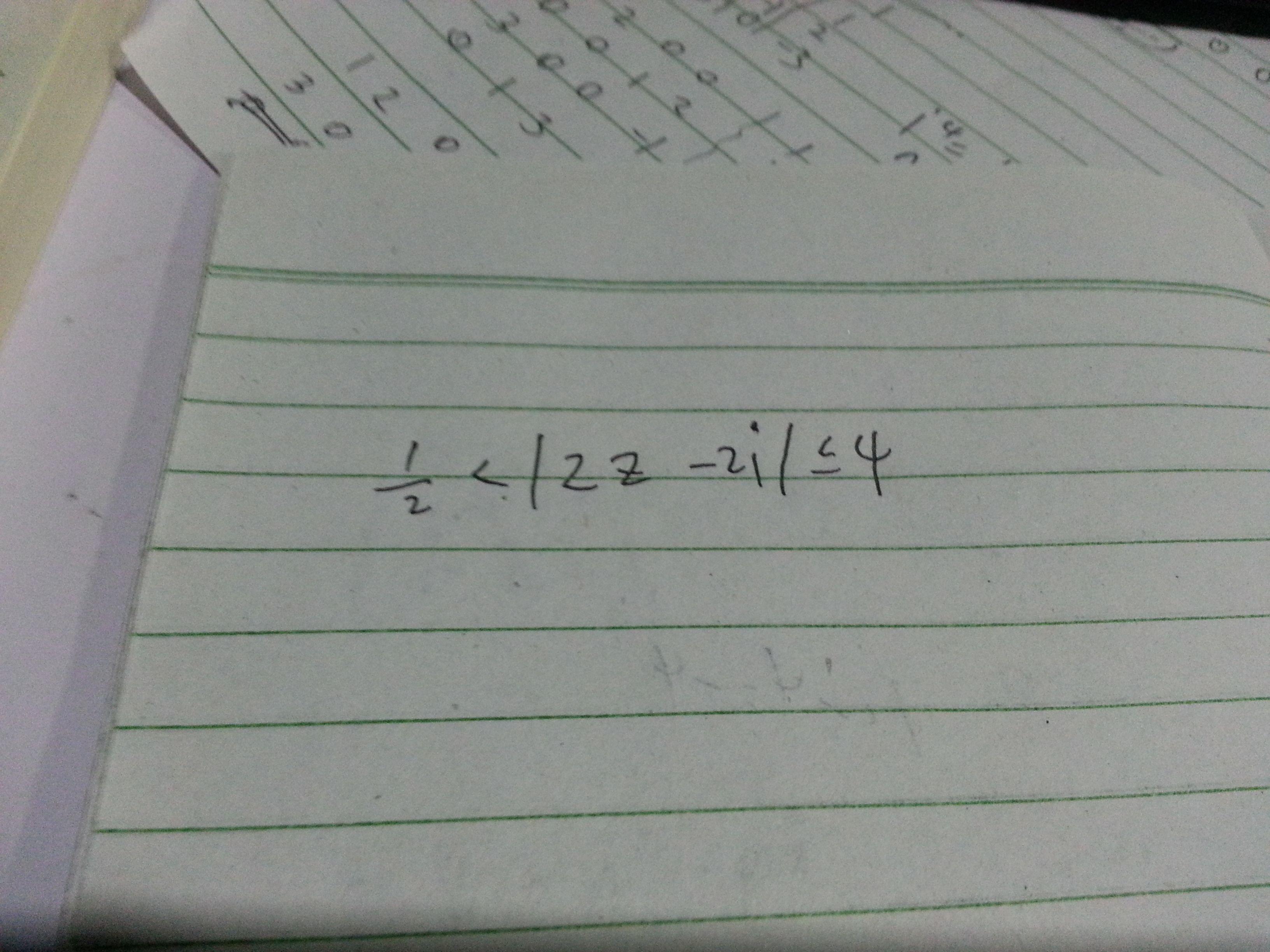 虚数单位_这个是怎么做的 其中i是复数单位 z是复数_百度知道