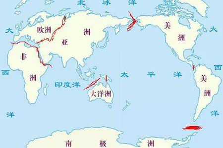 亚洲国家_大高加索山脉和土耳其海峡——亚洲和欧洲的分界线 ,甚至连非洲国家也