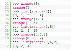 python中xrange和range的区别用法_百度知道