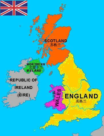 「英國行政區圖」的圖片搜尋結果