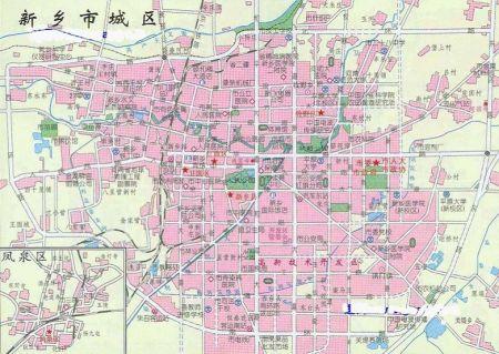 想知道: 新乡市 新乡市市区地图打印下载 在哪