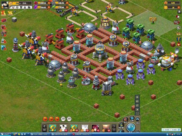 玩具战争9级主机地阵型 要有图图片