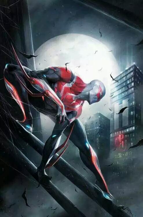 杨过小说_求蜘蛛侠黑色战衣的图片!就是毒液附身的蜘蛛侠,要帅一点的 ...