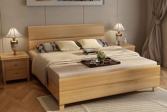 家庭用床最大尺寸实木欧式床图片是多少
