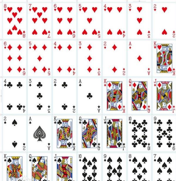 扑克牌有几种玩法_扑克牌有哪些玩法?最好是一个人玩的!顺便告诉玩法 !_百度知道
