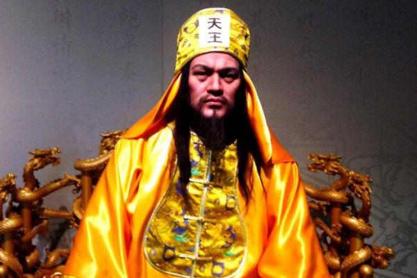 韦昌辉兵力不多却敢追杀石达开还叫板洪秀全,他为什么敢这样做?