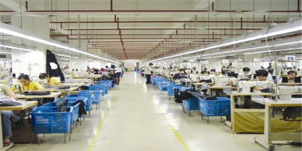 浙江宁波服装厂_中国的服装厂都集中在那一带_百度知道