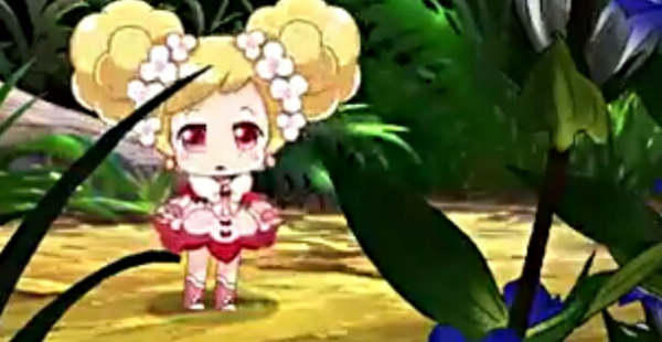 小花仙里的人物里谁最漂亮夏安安图片