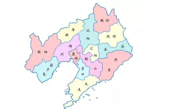 辽宁年出生人口_辽宁人口地图