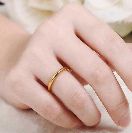 戒指戴五个指头分别是什么意思?