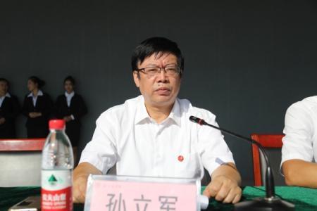 中央政法委委员孙立军简介是什么?