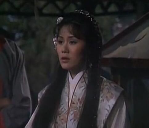 天龙八部 最美马夫人扮演者是她,太惊艳了