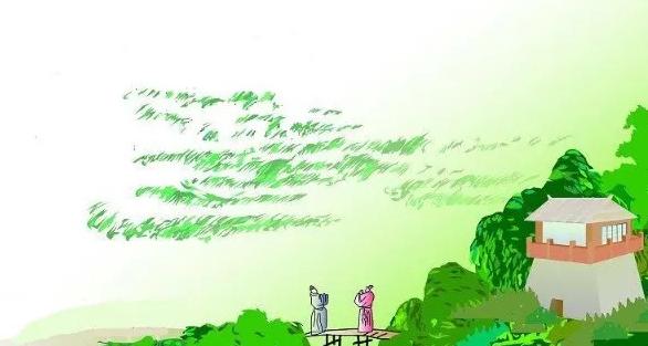 绿茸茸的意思_又送王孙去,萋萋满别情是什么意思_百度知道