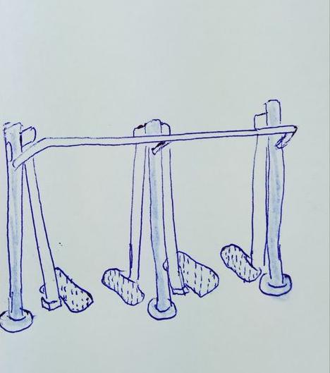 简笔画体育器材有哪些