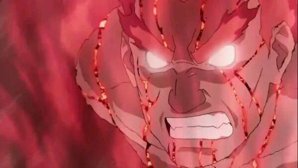 火影忍者凯和斑打是第几集