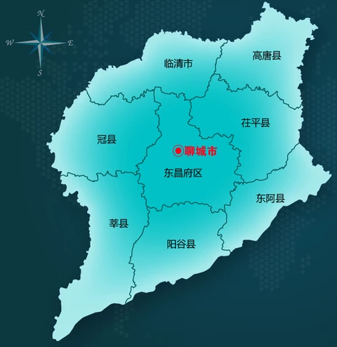 山东聊城莘县_聊城全部的街道名称_百度知道