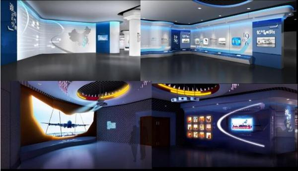 做企业展厅设计,比较好的设计公司推荐