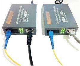 光纤收发器RMD灯不亮是什么问题