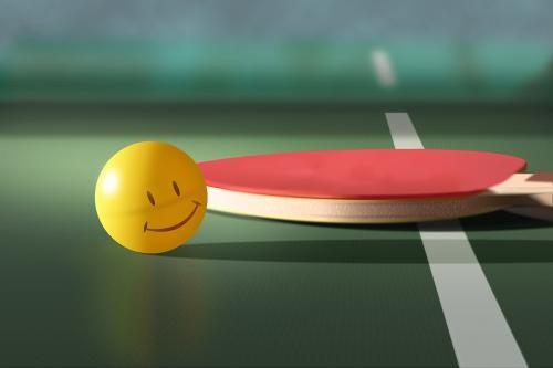 奔五的人,学乒乓球可以吗?