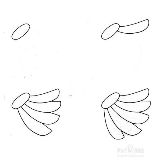 小学生是怎样上课的简笔画