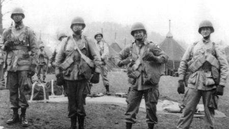 靠装死而成为了英雄?诺曼底登陆战中的格里斯教堂美国伞兵传奇