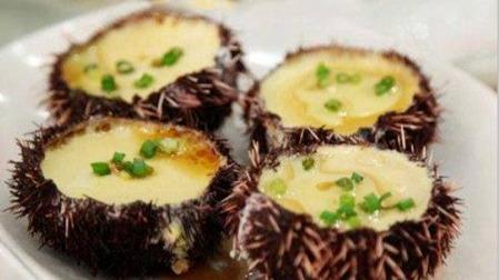 """大连刺锅子""""紫海胆""""是一种什么美味?"""