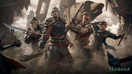 《荣耀战魂》即将推出中国阵营,这四大角色用的武器你都认识吗?
