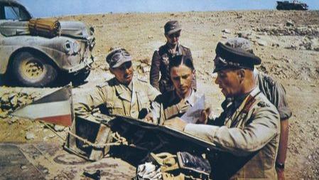 大战之?#22467;?#33521;国人为何把隆美尔照片发给前线部队?