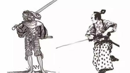 曾经的脑洞比武成为现实,日本剑道VS欧洲长剑术谁更强?