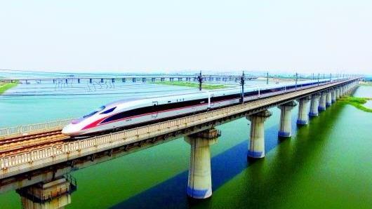 新时代高铁背后的中国力量是什么?的头图