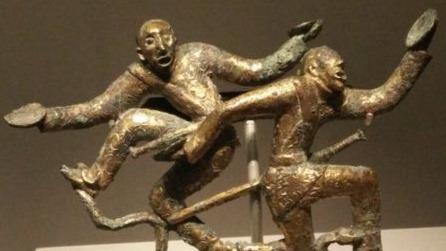 狗拿耗子都上了汉代瓦当?国家博物馆秦汉文明展掠影