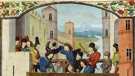 英法百年战争中的第三方势力:勃艮第公国野心勃勃的辉煌史