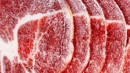 肉制品冷冻后为什么会变色?