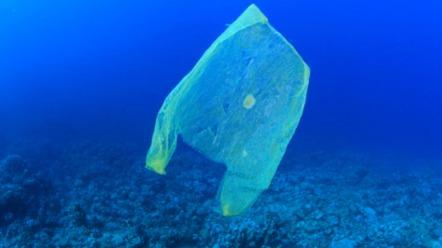 塑料到底哪里有?深至马里亚纳海沟!