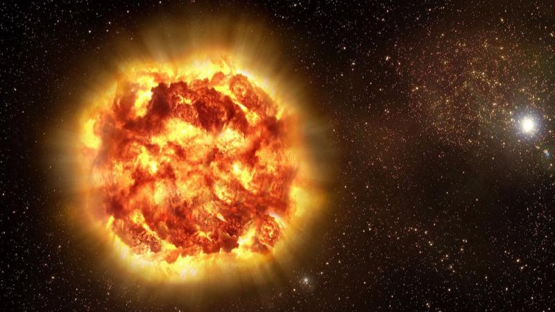 怎样才能引爆一颗恒星呢?