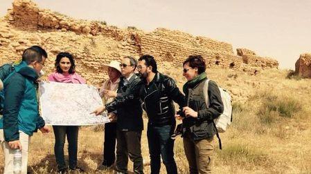 首次!中国利用遥感技术国外发现丝路考古遗址,空间考古帮了大忙