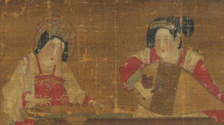 古代女子为何要将梳子插在头上?(图)