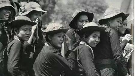 越南为啥能打败美国?全靠越南寡妇连这一招,令美军生不如死