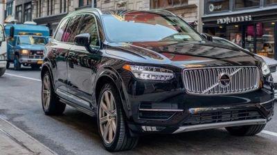 优步买了2万多辆沃尔沃SUV,准备组建一支无人驾驶车队