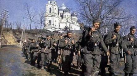 二战战场上普通士兵的色彩:重新上色的二战老照片