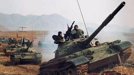 看着很拉风,真能打吗?说说朝鲜军队的坦克装甲车辆